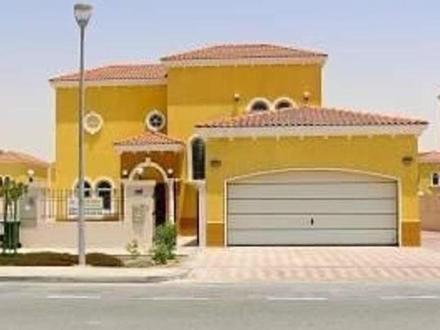 Park Facing Two Bedroom Hall Nakheel Townhouse For Rent in JVC