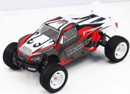 PROWLER XT 1:12 SCALE RTR 2WD ELECTRIC POWER RC380 OFF ROAD TRUGGY W/2.4G REMOTE