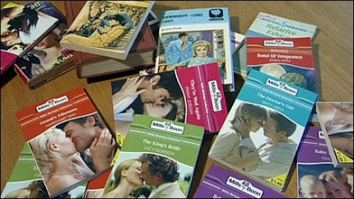 16 mills and boon novels